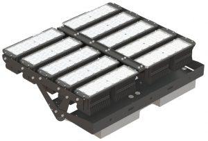 Светодиодный светильник FG 100 1000W mkdm-led.ru