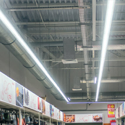 Светодиодный светильник FG 60 70W mkdm-led.ru