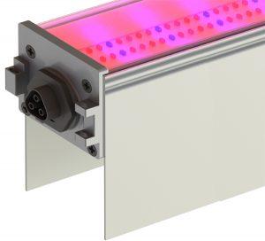 тепличный светодиодный светильник FH 65 mkdm-led.ru