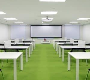 Освещение офисных, образовательных и медицинских помещений