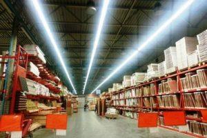 складское освещение Mkdm-led.ru