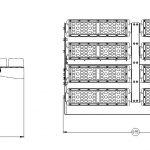 Светодиодный прожектор FG 100 800W MKDM-LED.RU