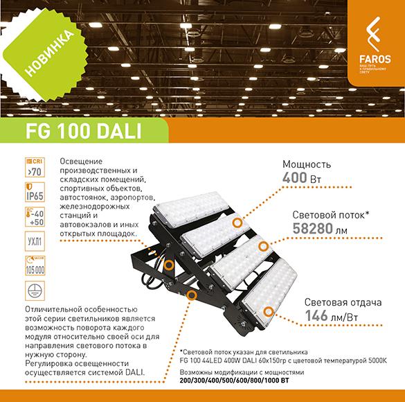 светильник FG 100 mkdm-led.ru