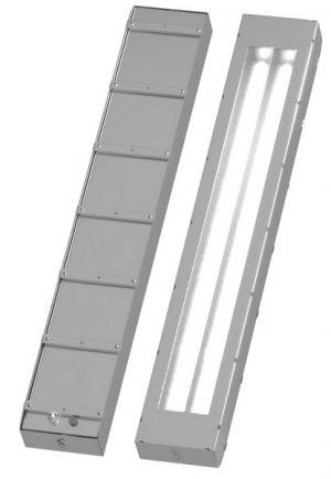Светильник FG 191 58W для агрессивных средств