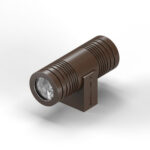 Архитектурный двунаправленный светильник Signum RAD-Tw-2х9 MKDM-LED.RU
