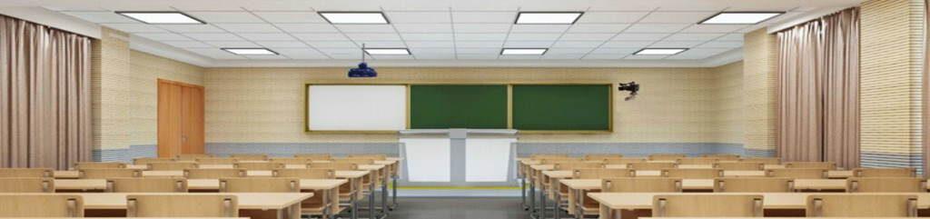 освещение образовательных учреждений Mkdm-led.ru