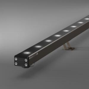 Stria (RAD-L-Sl) линейные фасадные светодиодные светильники
