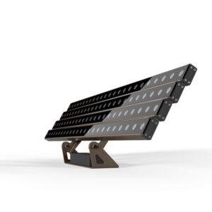 Stria X4 (RAD-L-St-4Х50) Прожектор архитектурной подсветки повышенной мощности mkdm-led.ru